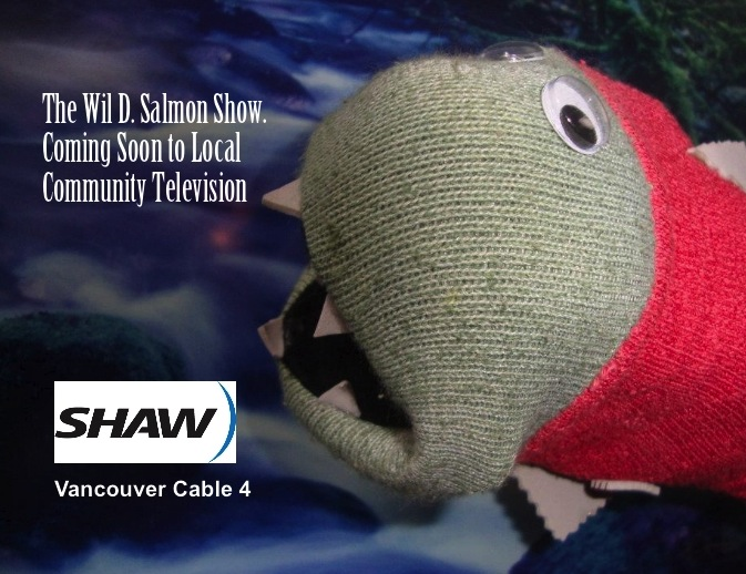 Wil D. Salmon Show Logo