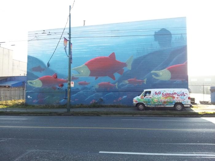 Wild Salmon Van