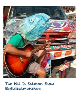 Wild Salmon Show Polaroid